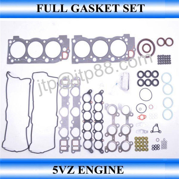 Diesel Engine Cylinder Kit 5VZ Full Head Gasket Set 04111-62081